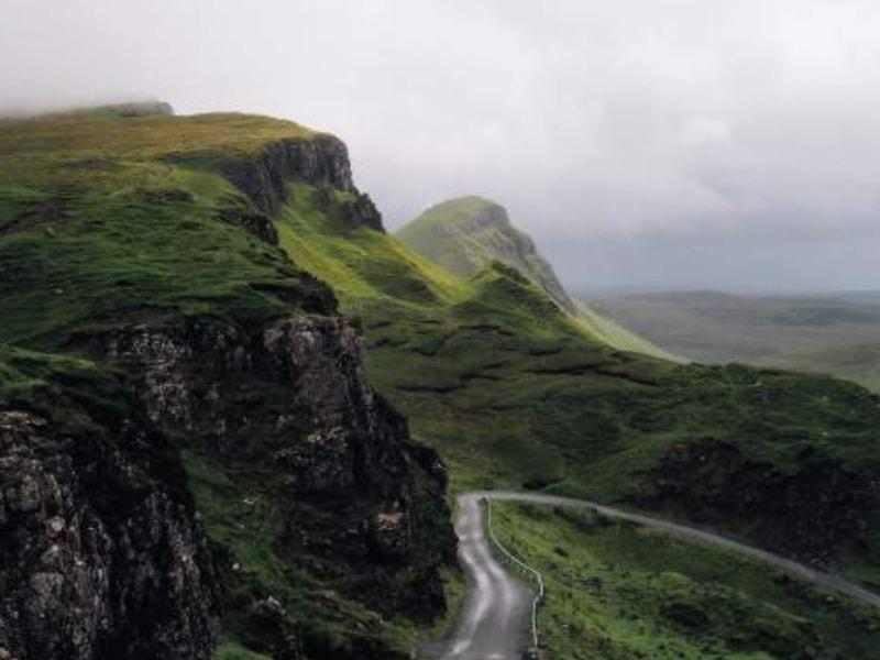 Bjerge i Irland
